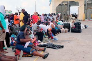 Johnson Smith: 31 J'cans in Bahamas awaiting evacuation