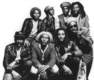 Bob Marley and The Wailers honoured in London