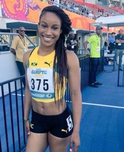 Brianna Williams named 2019 High School Girls Athlete of the year by Track & field news