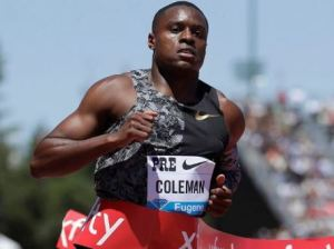 Christian Coleman, Noah Lyles and Dalilah Muhammad headline U.S. team for IAAF  World  Championship