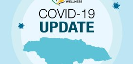 Jamaica records 4 additional Covid-19 related deaths and 114 new cases