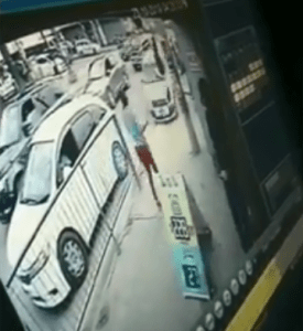 Taxi man who mowed down 2 pedestrians pleads guilty