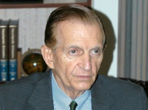 Former Prime Minister Edward Seaga has died
