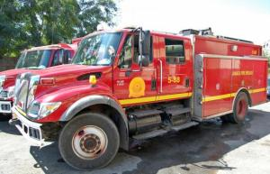 Government to outfit fire department with new gears