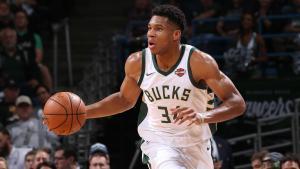 Milwaukee Bucks star Giannis Antetokounmpo named the 2018-19 NBAMost Valuable Player