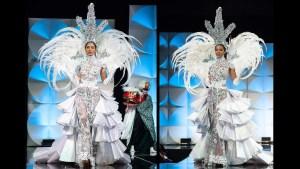 Miss Universe Jamaica franchise defends Annie Palmer costume