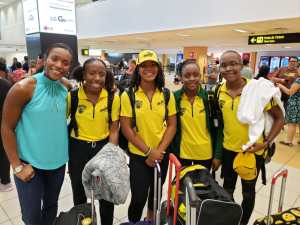 Jamaican swimmers off to good start at UANA Cup