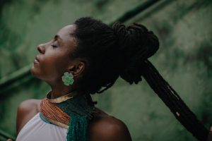 Jah9 for Central Park Summerstage Yoga on Dub virtual session