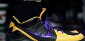 Nike Inc says merchandise associated with Kobe Bryant, was sold out on its website