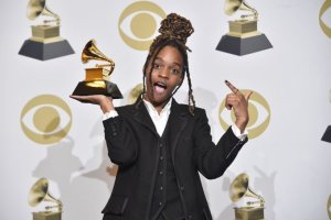 Industry players support Koffee's historic Grammy win