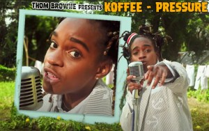 Koffee teams up with fashion designer for virtual exhibition