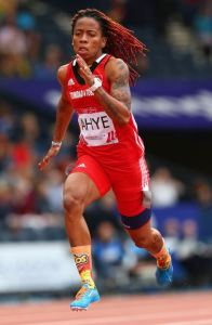Sprinter Michelle Lee Ahye's fate hangs in the balance