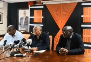 Dr. Phillips urges supporters to rise united as one PNP