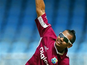 Despite being reported Sunil Narine could play in the Champions League Twenty/20 semi's