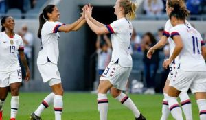 U.S. Women's national soccer team pursuits lawsuit against U.S. Soccer Federation