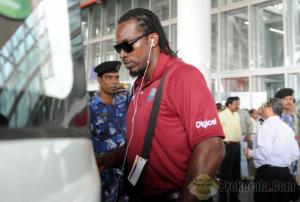 West Indies cricketers now in India ahead of series