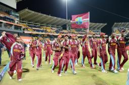 West indies players who abandoned the Indian tour will not be penalized