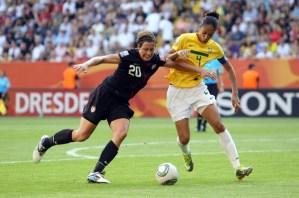 Fifa taken to court by female group