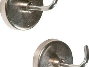 Magneet haakjes 10 stuks
