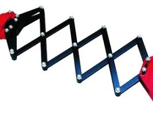 Blindklinknagel tang schaar model