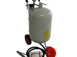 Zandstraalketel 75 liter