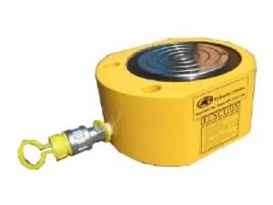 Platte cilinder 100 Ton slag 16 mm