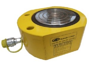 Platte cilinder 200 Ton slag 18 mm