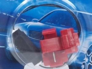 Resistor set voor 12 volt lamp