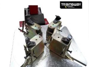 Motorfiets adapter demonteer voor ZH626 en ZH650 Trainsway