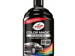 Turtle wax FG8310 Color Magic Jet Zwart 500ml