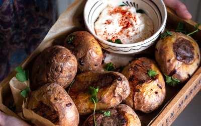 Cartofi copţi – Jacket potatoes