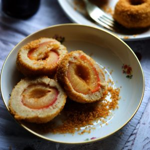 Romanian potato dumplings Irina Georgescu