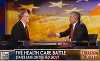 Van Irion, FoxNews, Freedom Watch, Judge Napolitano, Obamacare Class Action, Liberty Legal Foundation