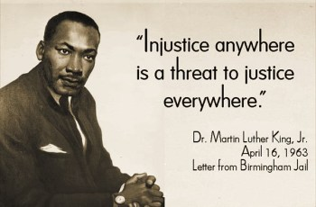 Martin Luther King Jr and The Collateral Bar Rule