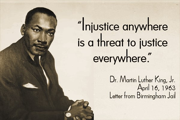 Martin Luther King Jr, Birmingham jail, contempt of court, court order, jail, Collateral Bar Rule, civil rights, peaceful protest, judges, U.S. Constitution