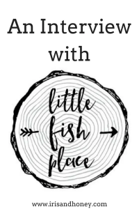 An Interview with Little Fish Place