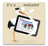 It's a ....website!