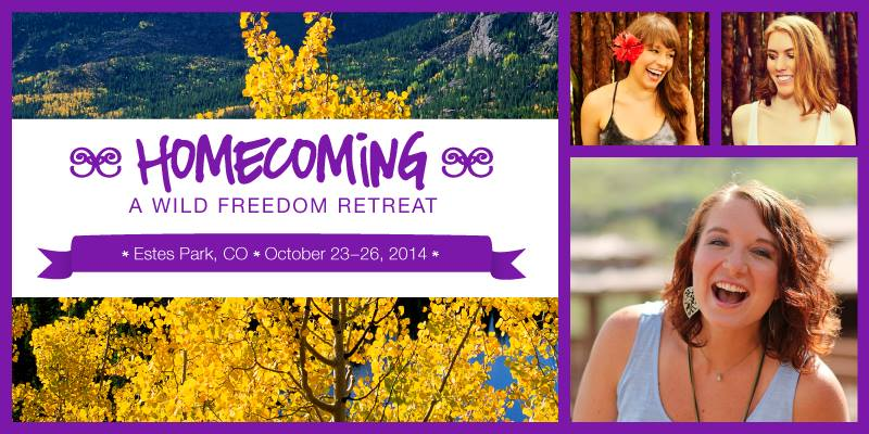 Looking for some delicious self-care, sisterhood & serious fun? Join us for The Homecoming Retreat: http://www.katemarolt.com/homecoming/