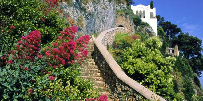 Villa San Michele – Capri
