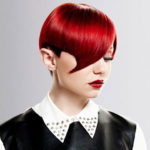 Come perfezionare un taglio di capelli corto rosso