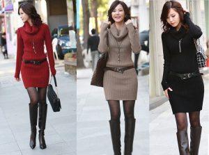 abito-maglione
