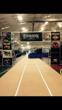 Personal Appearances : 2015 Evergreen Tattoo Invitational entrance