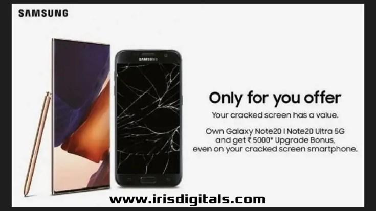 Samsung's new Galaxy Note 20