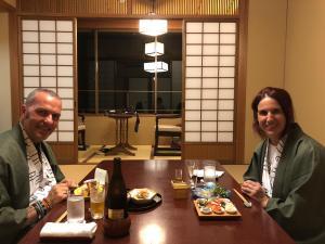 cena giapponese tipica