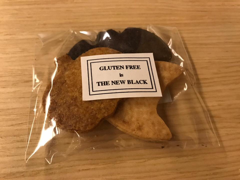 Biscottini senza glutine