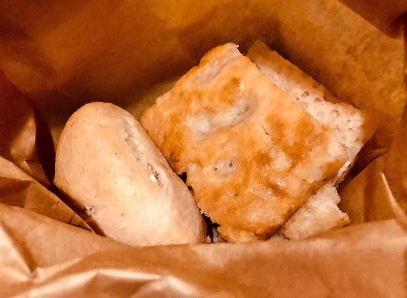 Pane e Focaccia Artigianali Senza Glutine! locanda del sole nero