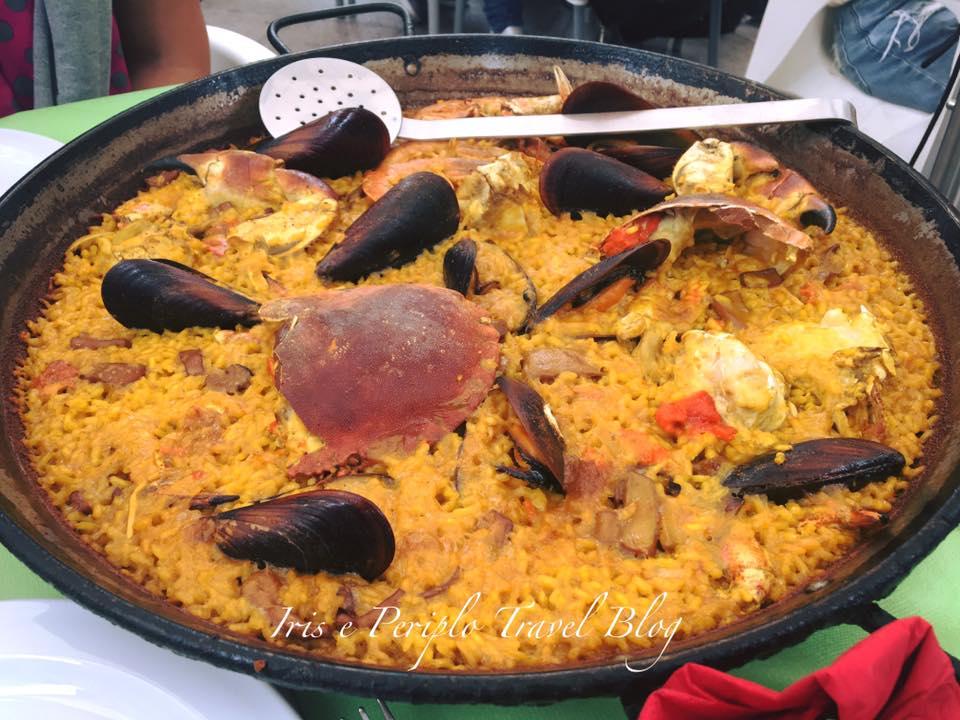Paella de Marisco a Valencia