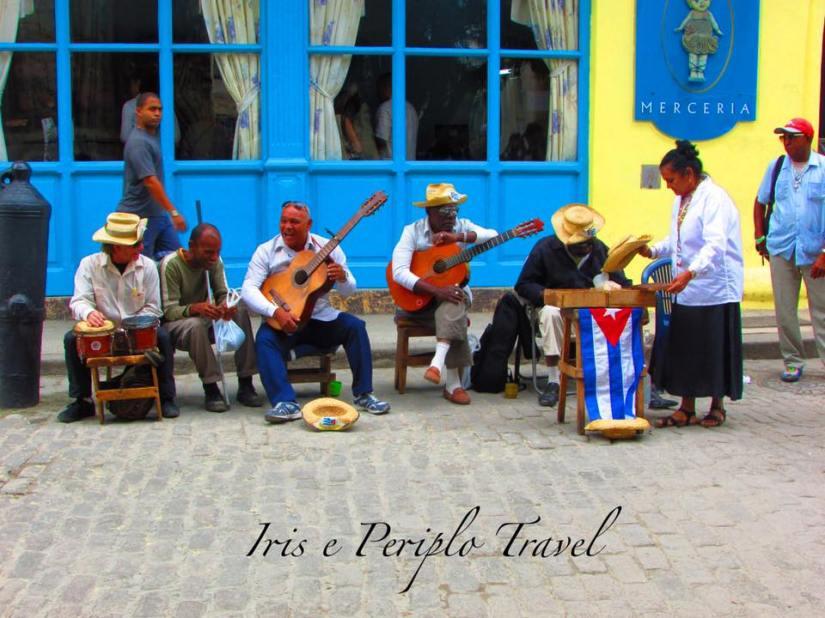 Gruppo musicale Cubano