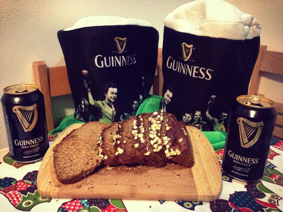 Pane alla Guinness fatto in casa