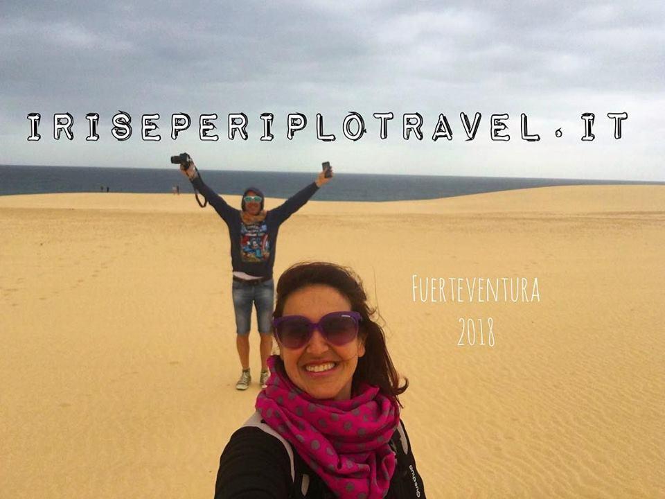 Selfie a Fuerteventura